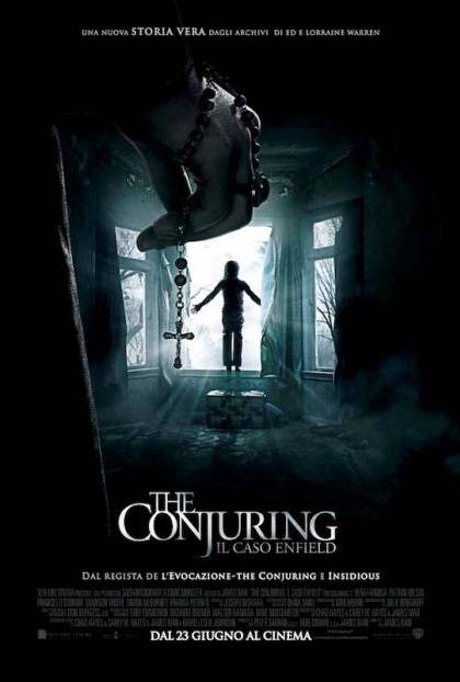 THE CONJURING, IL CASO ENFIELD