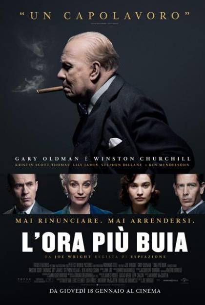 L'ORA PIU' BUIA - THE DARKEST HOUR