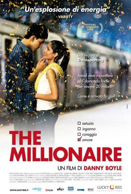 THE MILLIONAIRE (SLUMDOG MILLIONAIRE)
