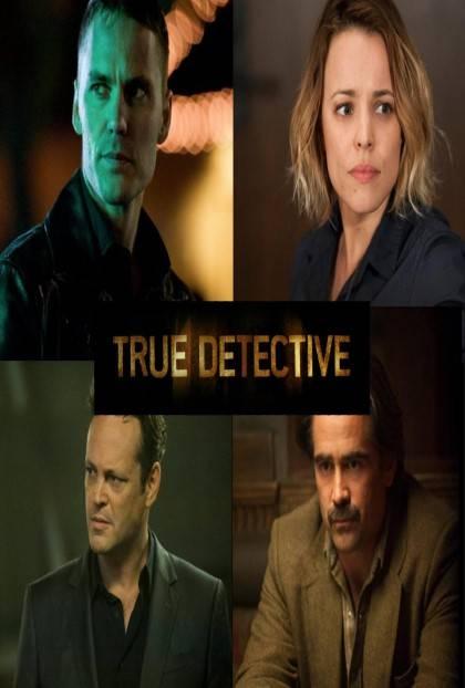 TRUE DETECTIVE - SECONDA STAGIONE